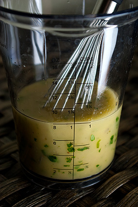 Honey-Sherry Vinaigrette